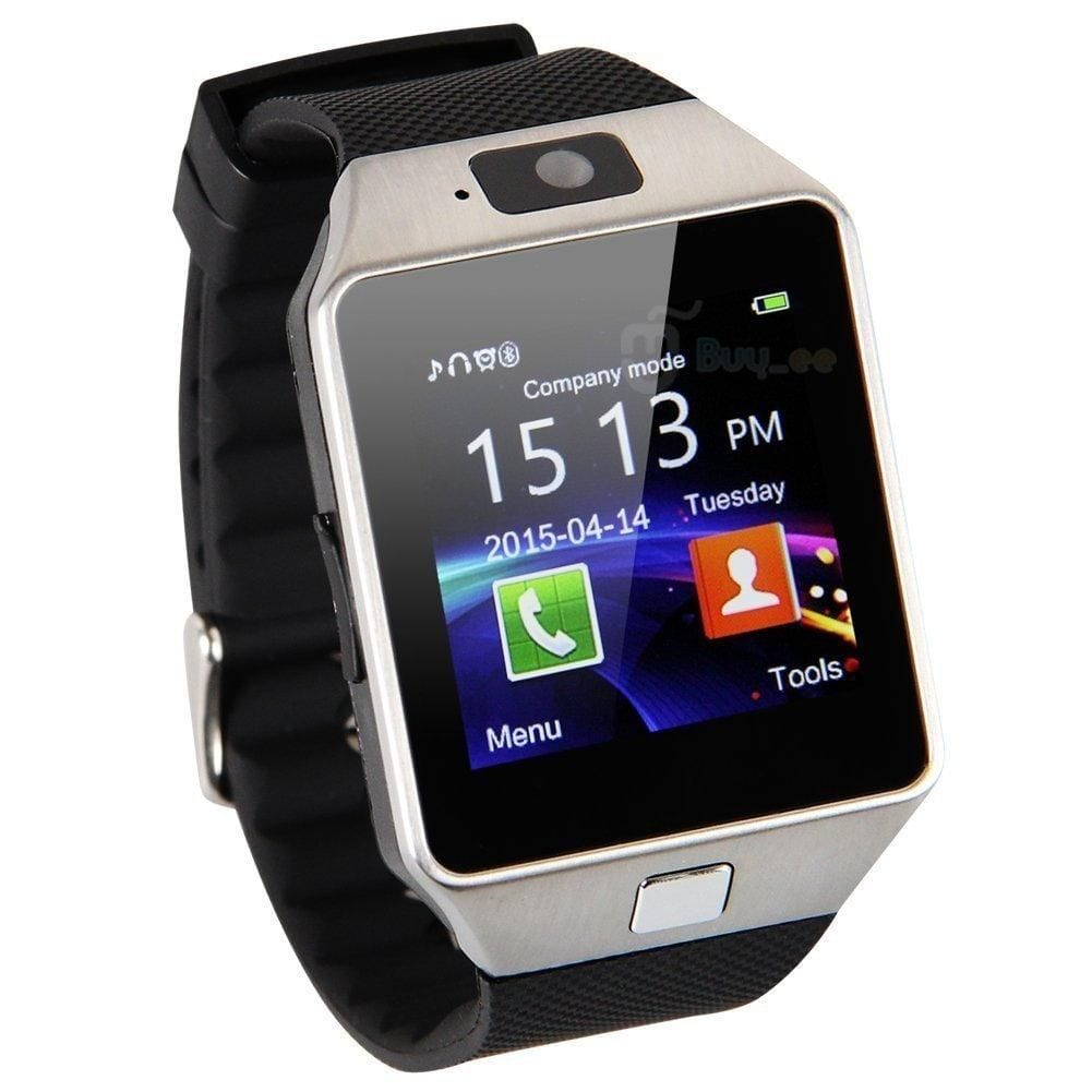 DZ09 Silicone Band Smartwatch