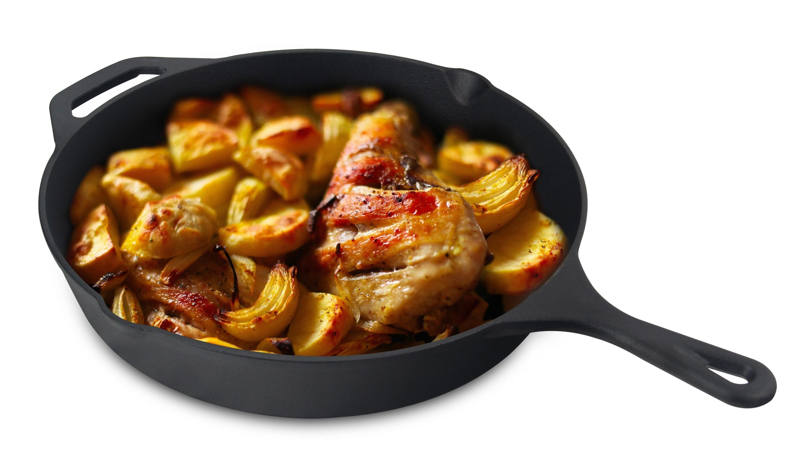 Jim Beam Cast Iron 10.25 Skillet scaled
