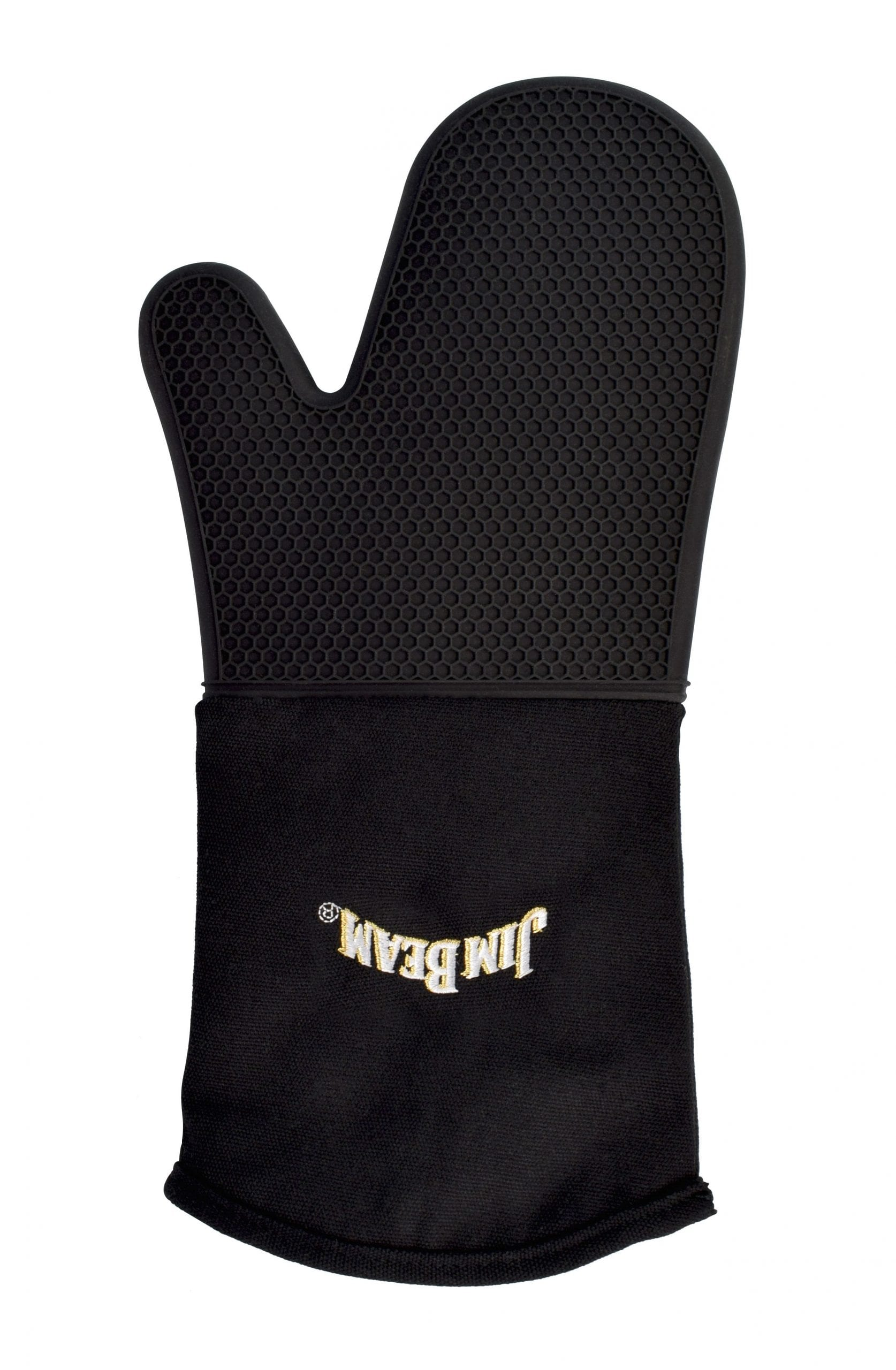 Jim Beam Heavy Duty Grilling Mitten scaled