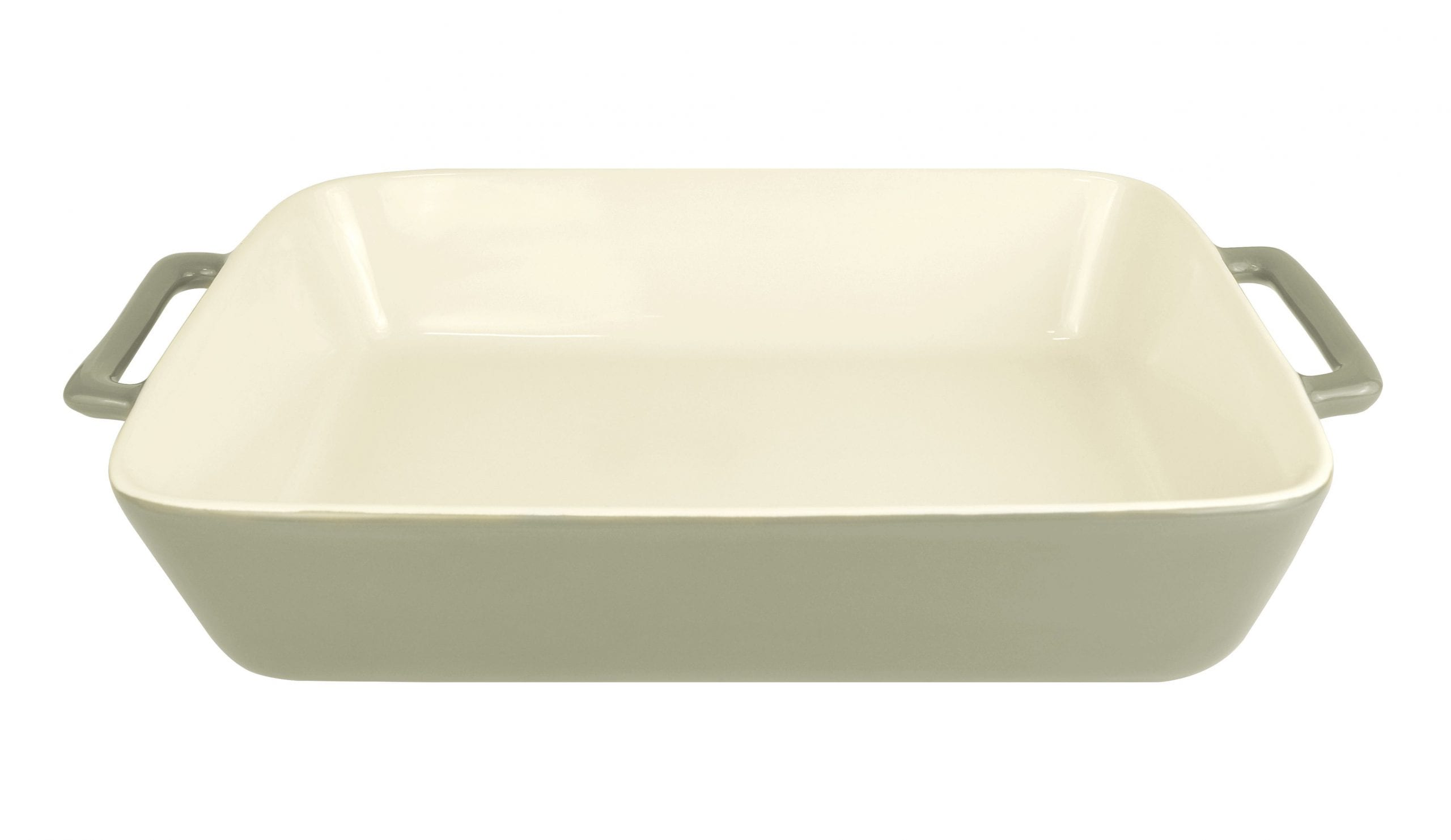 Le Regalo Stoneware Baking Dish with Handles scaled