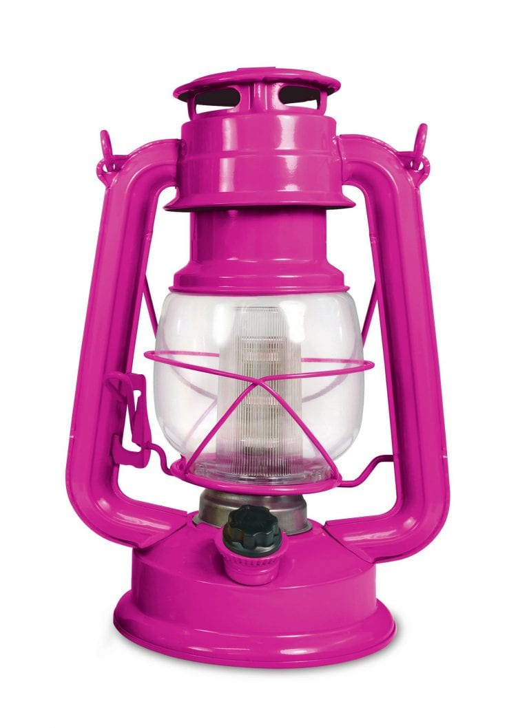 Northpoint Vintage Lantern Hawaian Orchid 1