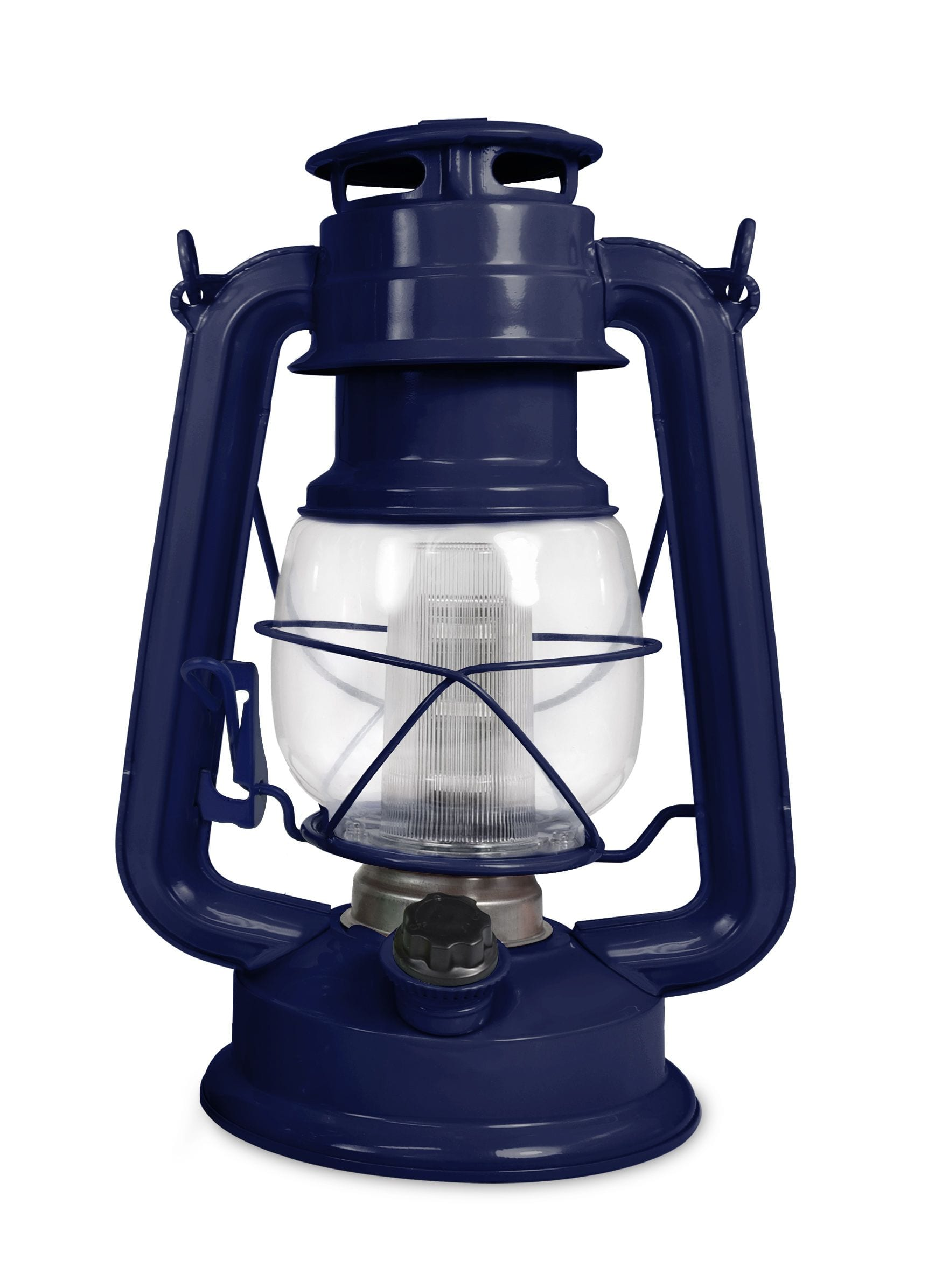 Northpoint Vintage Style Blue Lantern