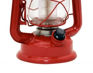 Northpoint Vintage Style Red Lantern 2