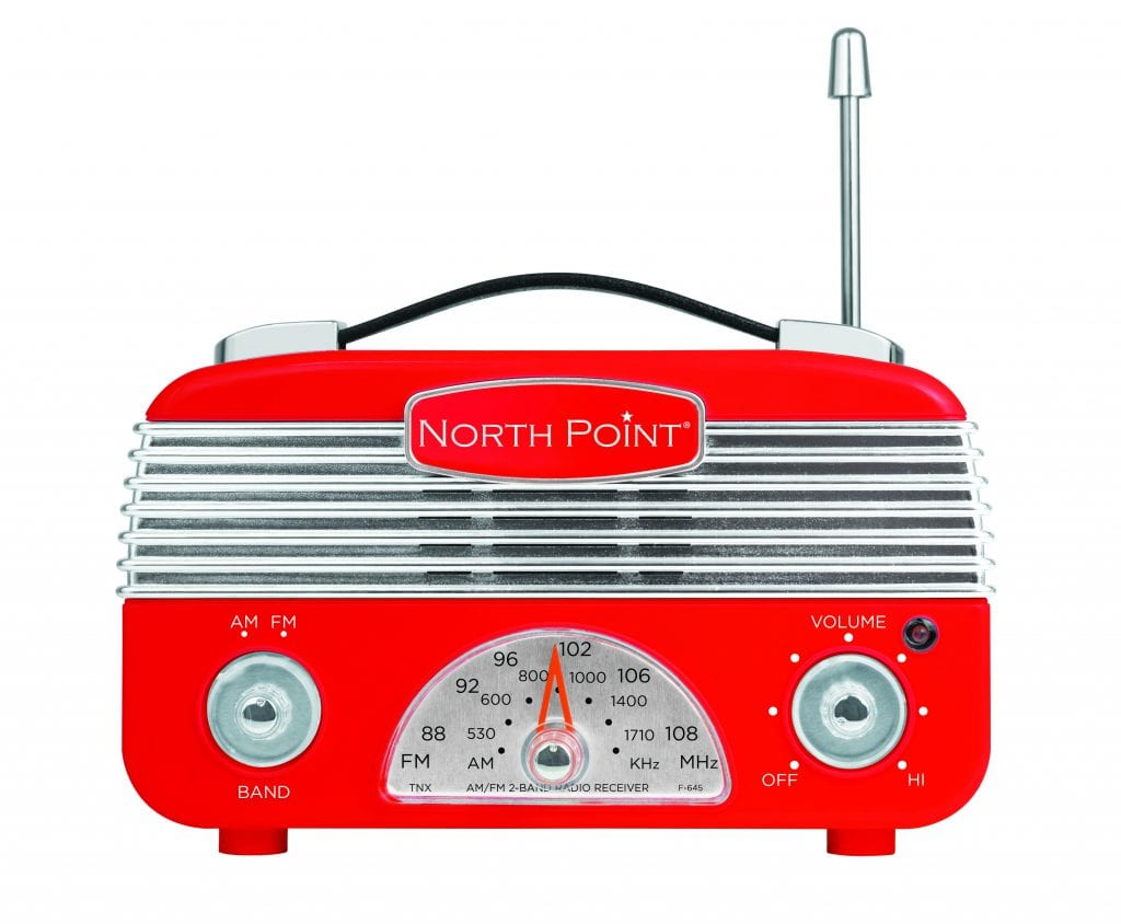 Northpoint Vintage Radio